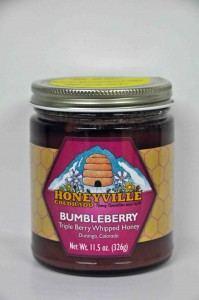 Bumbleberry, Triple Berry Honey
